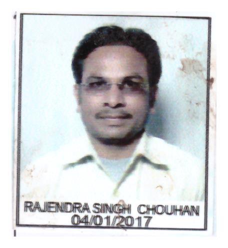 Prof. Rajendra Singh Chouhan(Commerce)