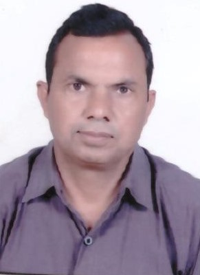 Dr. Ravindra Barve (English Department)