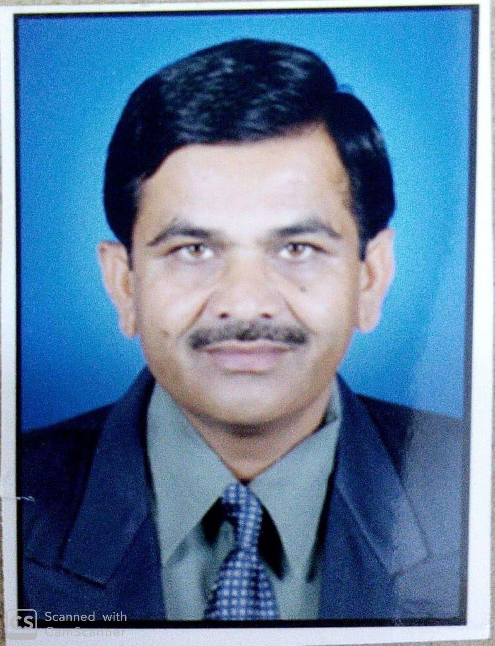 Dr. R. S. Devra (Principal) (Economics Department)