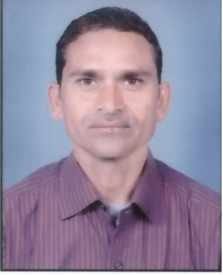 Prof. Raju Hamir Desai (Hindi Dept.)