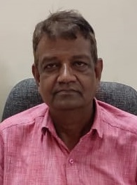 Prof Ashok Gupta (Chemistry Department)