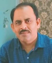 Prof Khusalsing Baghel(Zoology)